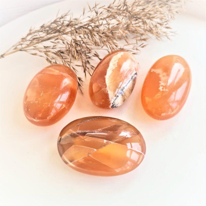 honungskalcit palmstones