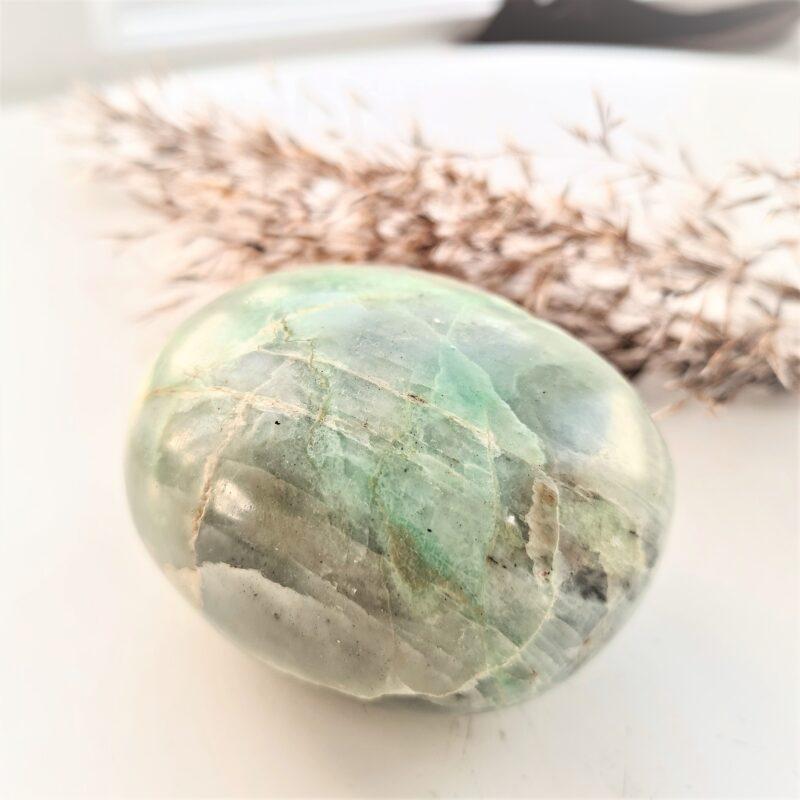 grön månsten palmstone #1