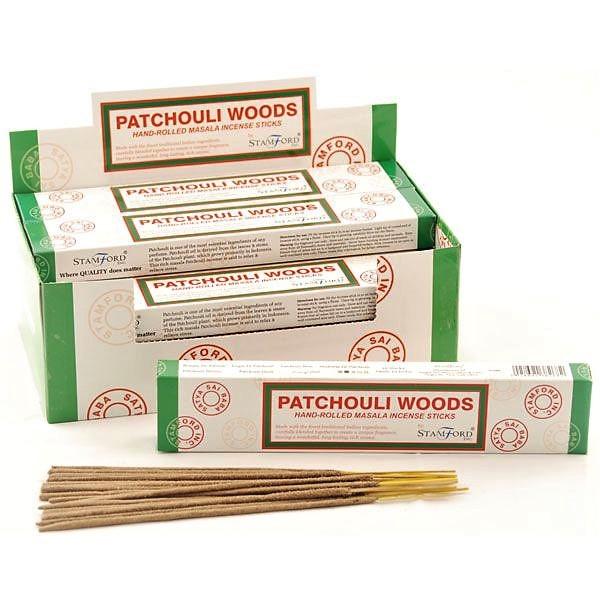 patchouli woods